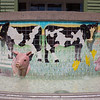 Cow Fountain