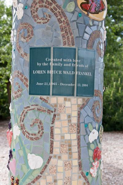 Untitled (Loren's Umbrella Tree)