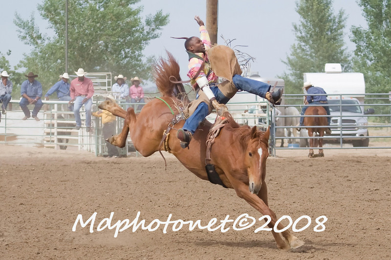 Bill Pickett Invitational Rodeo 2008