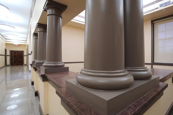 Old Fairfax Co Courthouse