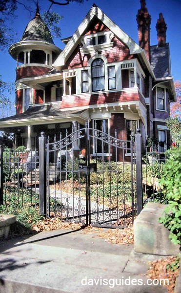 Beath-Dickey House in Inman Park