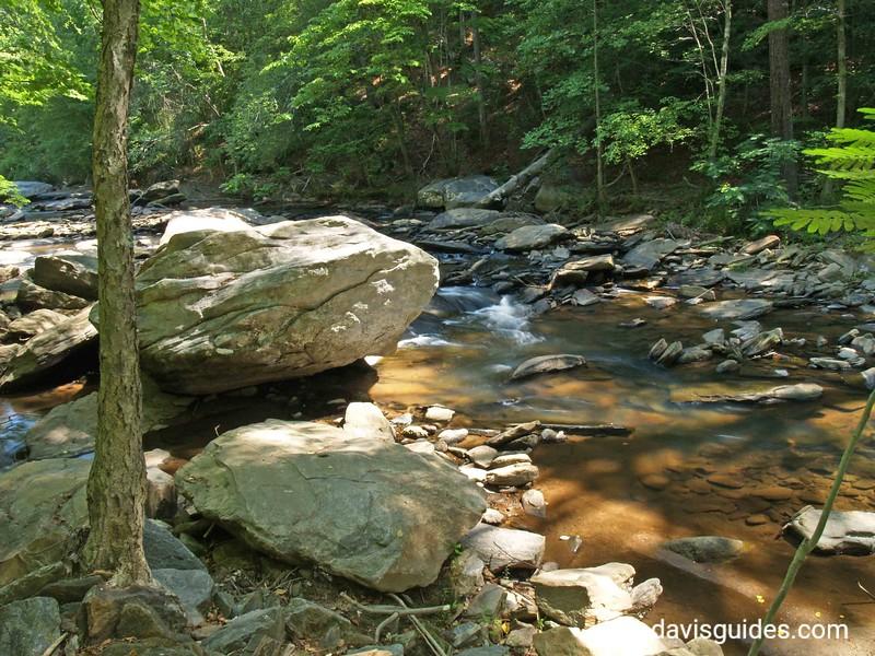 Sope Creek, Chattahoochee River National Recreation Area