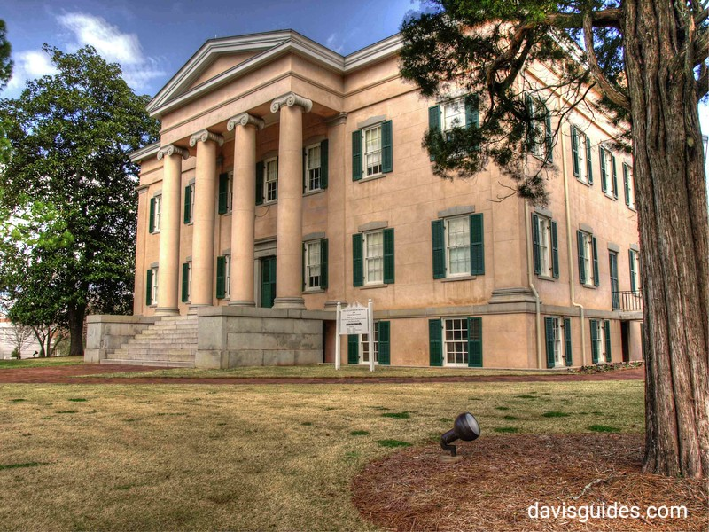 Old Governor's Mansion, Milledgeville