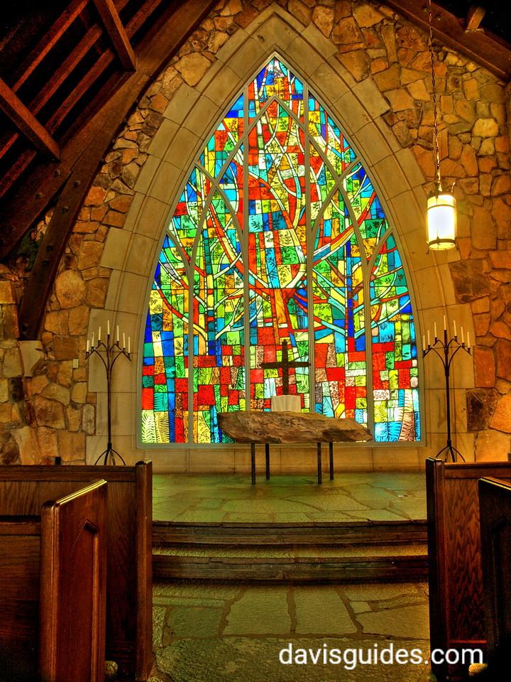 Ida Cason Callaway Chapel at Callaway Gardens