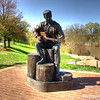 Otis Redding statue, Macon