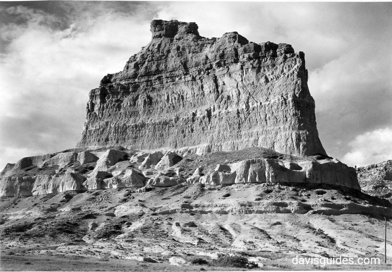 Scotts Bluff National Monument, 1932