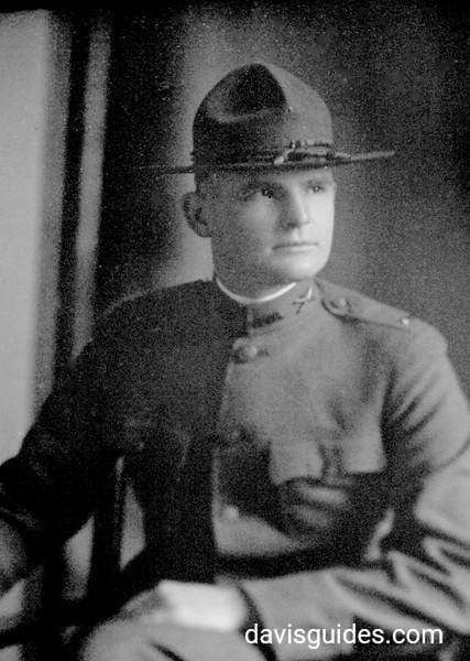 George Grant during World War I