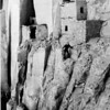 Inside Keet Steel Rim, Navajo National Monument, 1935
