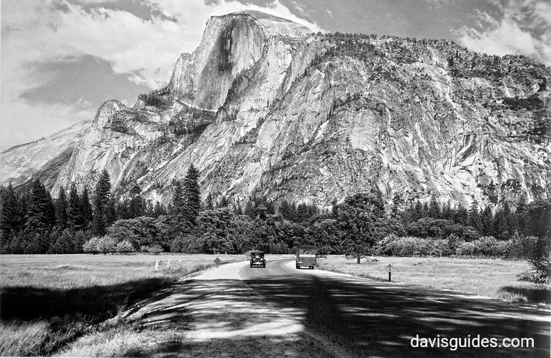 Yosemite Valley, 1931