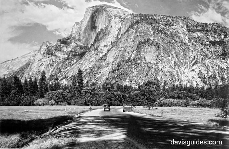 Yosemite Valley, 1931