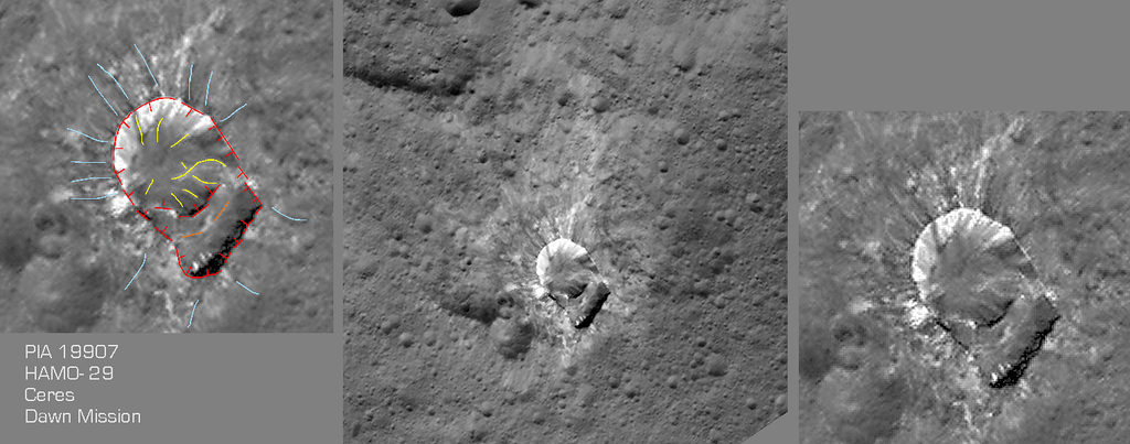 Crater Oxo  in HAMO-29