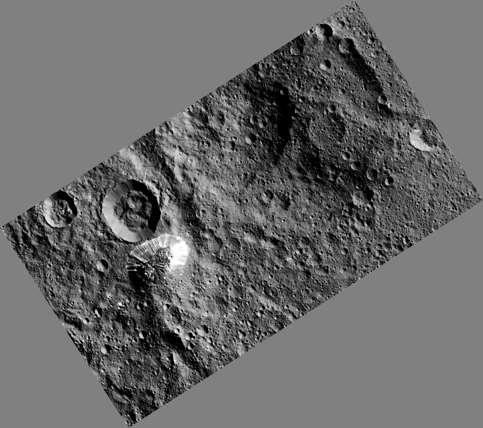"PIA19631  HAMO image,  ""Tall Mountain"""