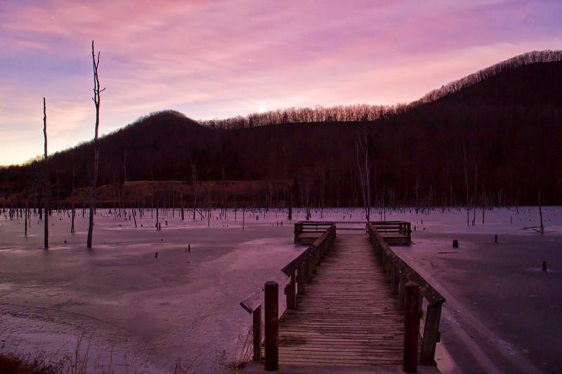 Tuckahoe Lake