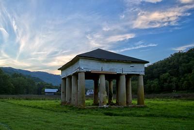 Blue Sulphur Pavilion