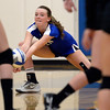Dawson vs Denver Christian Volleyball