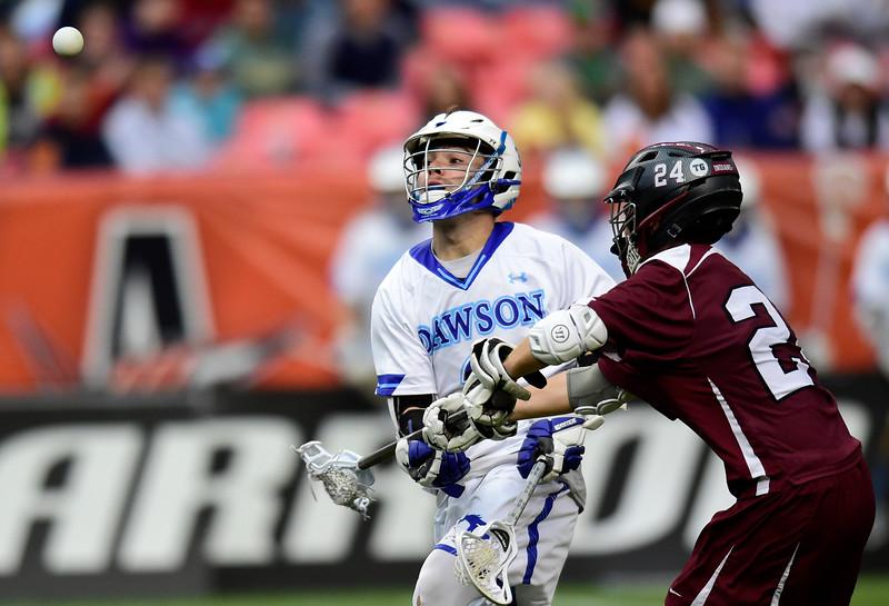Dawson Cheyenne Mountain Lacrosse