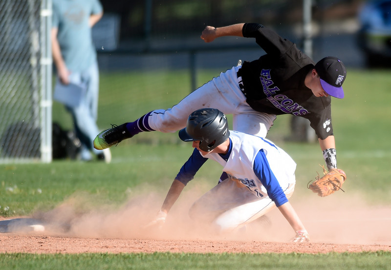 Dawson vs Front Range Baseball