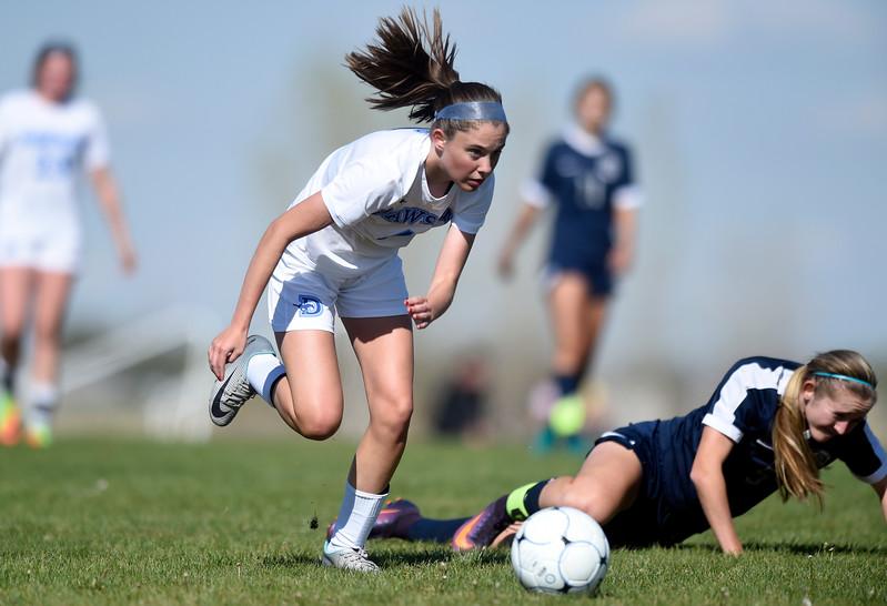 Dawson vs Academy Girls Soccer