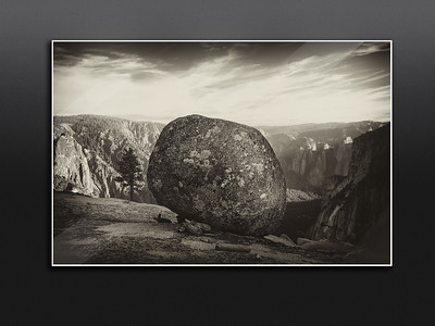 BEST PICTURE OF A BOULDER EVER TAKEN #2
