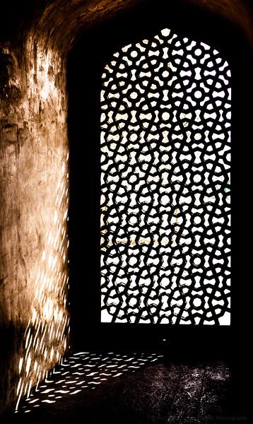 Shadows of a Screen