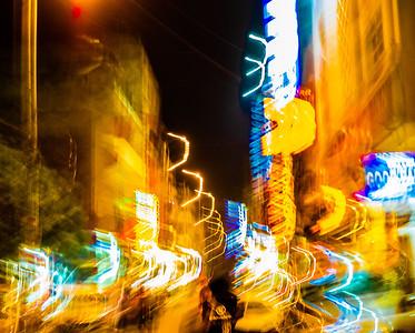 Crazy City Lights