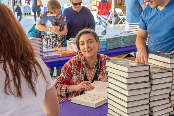 Day 1 Southern Festival of Books 10/13/17