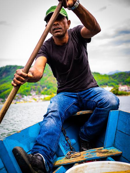 Pokhara Boatman