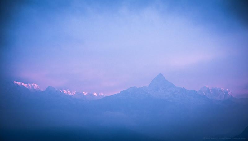 A Glimpse of Floating Peaks