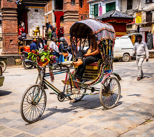 Cycle Rickshaw