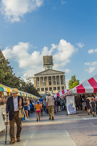 Day 2 Southern Festival of Books 10/14/17