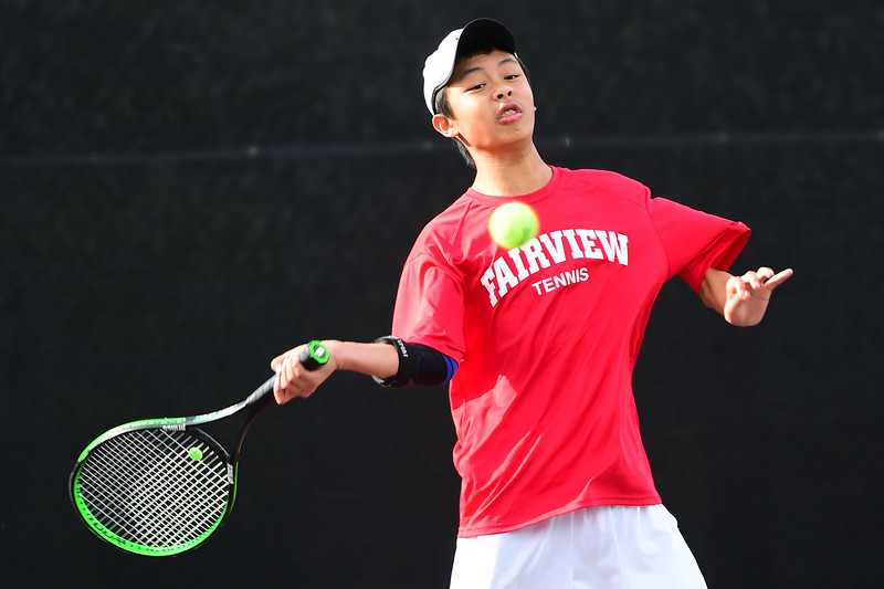 5A  Boys State Tennis Day 2