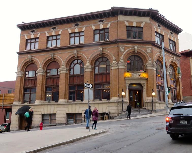 The Beer Hall, Albany NY.