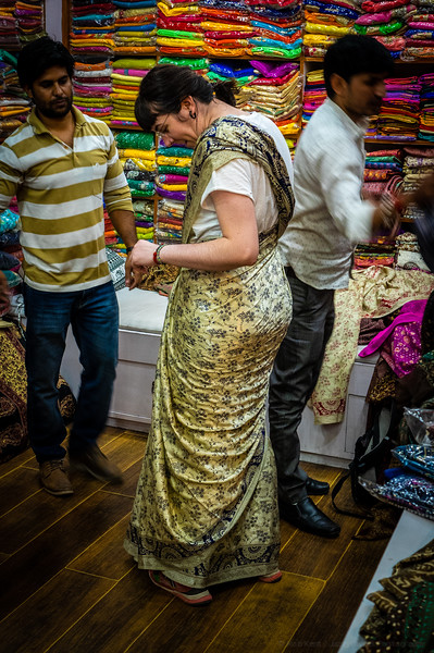 Lara's Sari