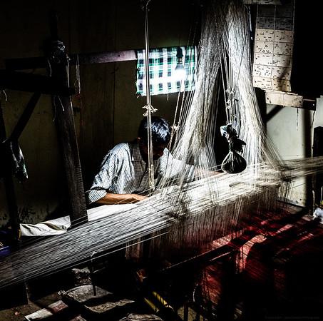 Treddle Loom