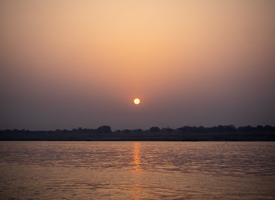 Ganges Sunrise