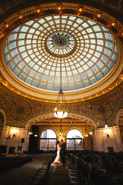 amanda + steve | day after session | museum campus, chicago cultural center, l platform, chicago