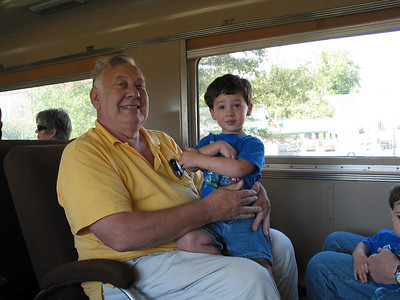 Day Out With Thomas NC Transportation Museum 100105