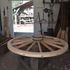 Wheel wright shop