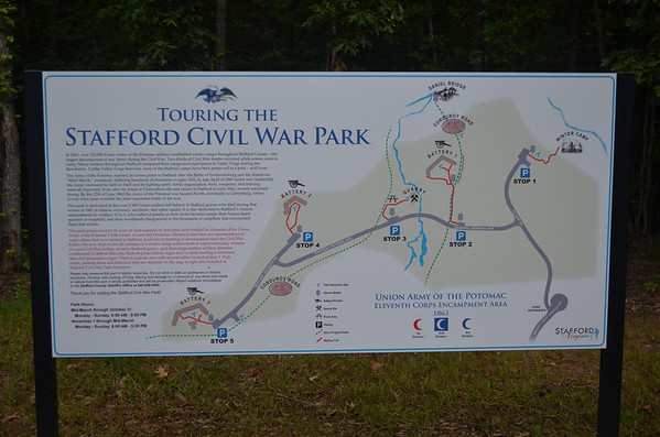 Stafford Civil War Park