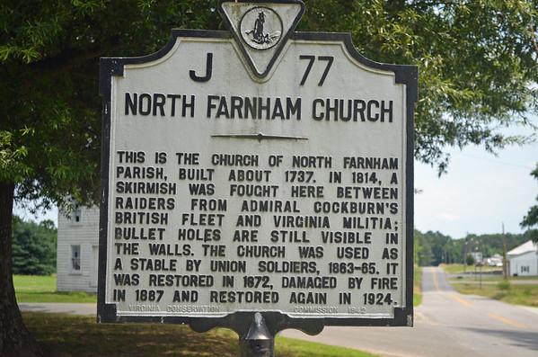 North Farnham Parish Church