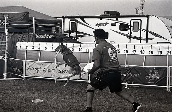 2014 Virginia State Fair In Black & White