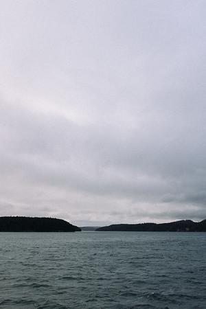 Puget Sound   Washington   December 2016