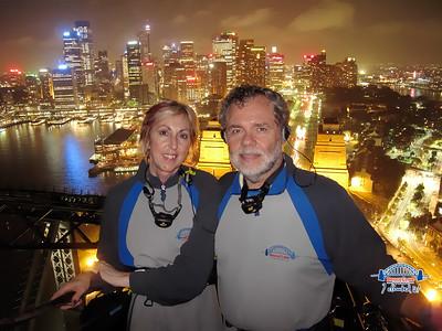 Bridge Climb 25 January 2010