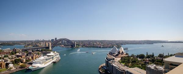 Sydney Open 1 November