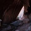 Cave at Ayers Rock (Uluru)
