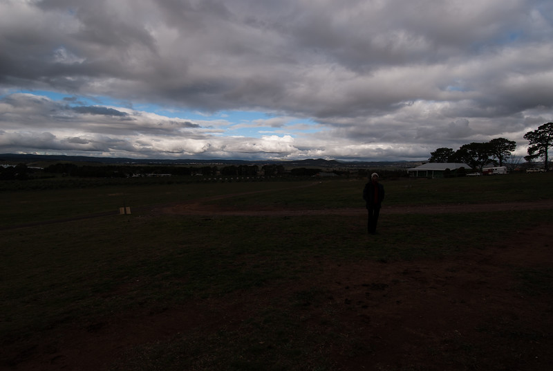 Canberra late afternoon