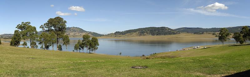 Lake St Clair 3-4 May 2008
