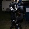 "Mead LX200R 8"" telescope"