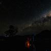 Stargazing at Camp Blackman