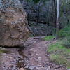 A walk in Burbie Canyon